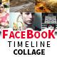 Facebook Timeline Collage - GraphicRiver Item for Sale