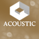 Emotional Acoustic Story - AudioJungle Item for Sale