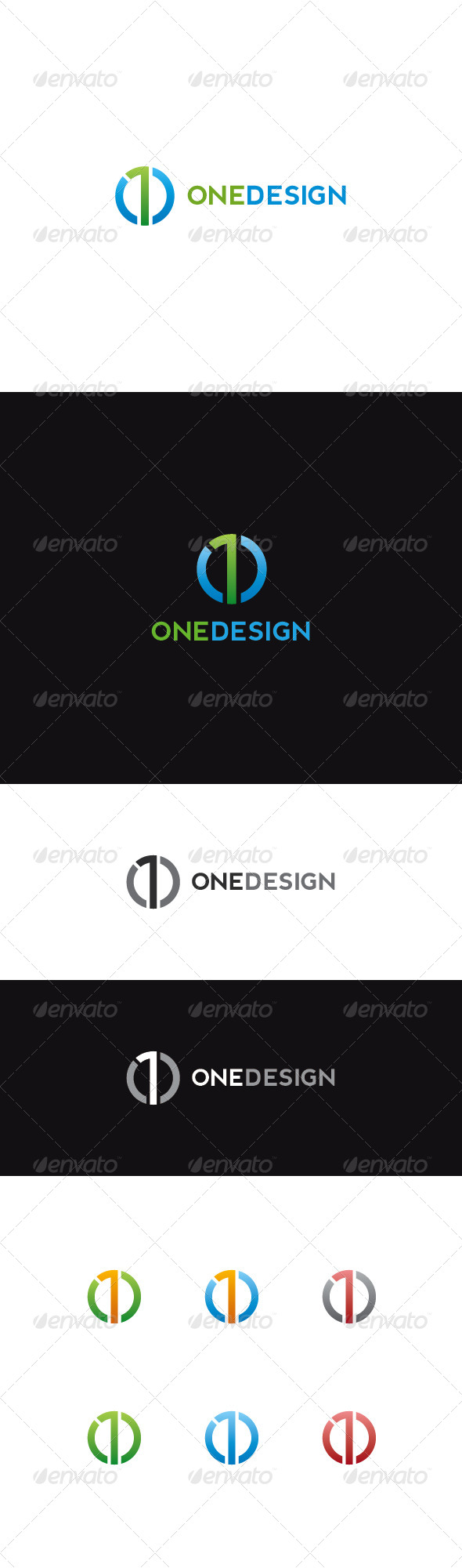 Number One Logo   Onedesign