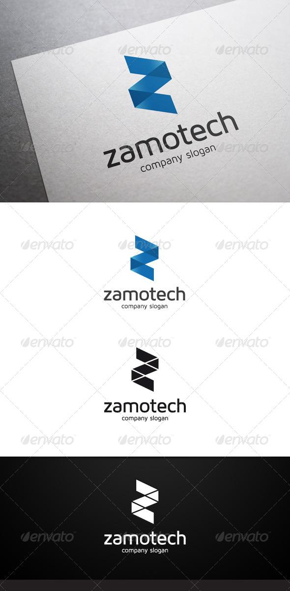 Zamotech Z Letter Logo