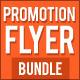 Product Promotion Flyer Bundle 1 - GraphicRiver Item for Sale