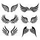 Wings Set - GraphicRiver Item for Sale