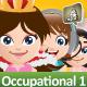 Manga Girl Mascot Creation Kit - Occupational Set - GraphicRiver Item for Sale