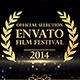 Movie Trailer - Golden Shine - VideoHive Item for Sale