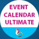 Event Calendar Ultimate - WordPress - CodeCanyon Item for Sale