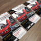 Auto Exhibition Flyer V6 - GraphicRiver Item for Sale