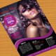 Beauty Parlour Flyer Template - GraphicRiver Item for Sale