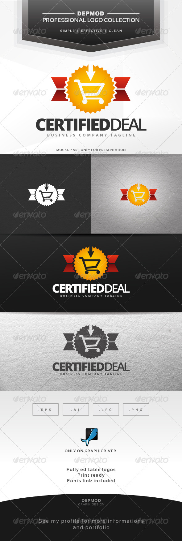 Certified Deal Logo