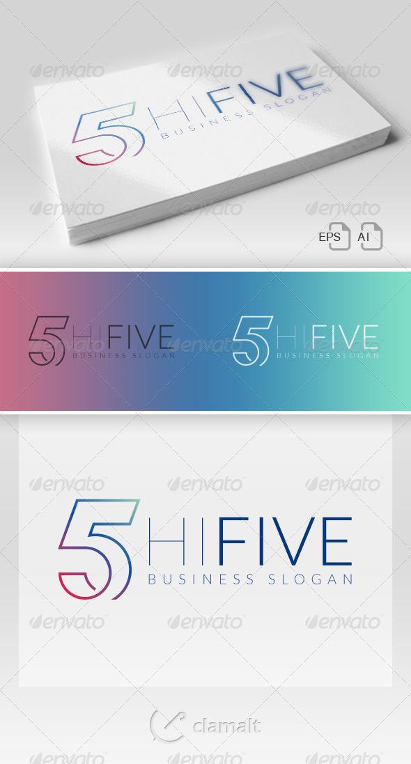 Hi Five Logo