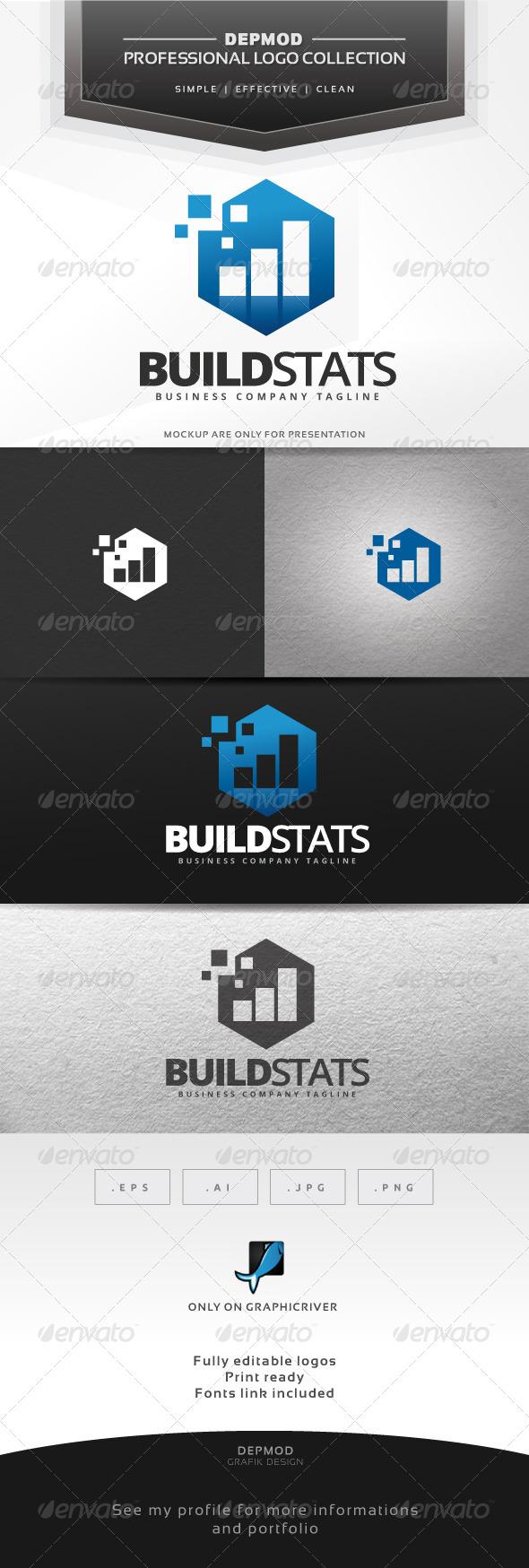 Build Stats Logo