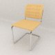 Office Steel Chair - 3DOcean Item for Sale
