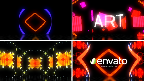 Led After Effects Templates from VideoHive