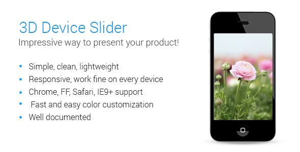 3D Device Slider Download