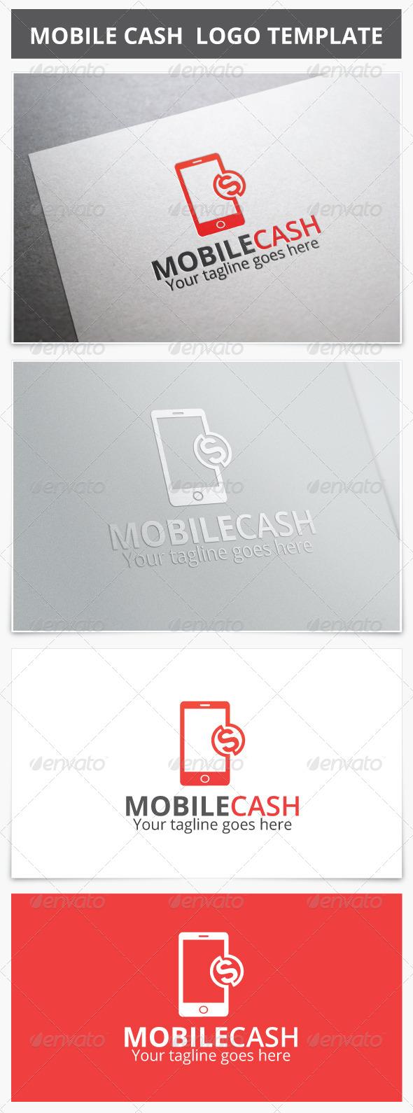Mobile Cash Logo