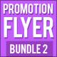 Product Promotion Flyer Bundle 2 - GraphicRiver Item for Sale