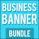 Business Standing Banner Bundle 1 - GraphicRiver Item for Sale