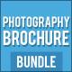 Photography Brochure Bundle 1 - GraphicRiver Item for Sale
