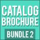 Catalog Brochure Bundle 2 - GraphicRiver Item for Sale