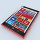 Nokia Lumia 1520 (Red) - 3DOcean Item for Sale