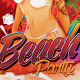 Beach Party Flayer Template - GraphicRiver Item for Sale