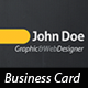 Elegant And Modern Business Card - GraphicRiver Item for Sale
