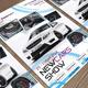 Auto Exhibition Flyer V8 - GraphicRiver Item for Sale