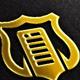 Shield, Server Vector Logo Template - GraphicRiver Item for Sale