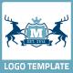 Modern Shield Crest - GraphicRiver Item for Sale