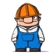 Cartoon Worker - GraphicRiver Item for Sale