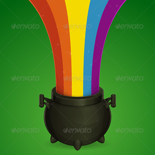 Bowler and a Rainbow