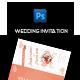 Wedding Invitation Multipurpose Pack - GraphicRiver Item for Sale