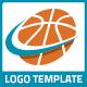 Basketball Team Sports Logo - GraphicRiver Item for Sale