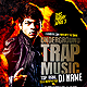 Trap Music Flyer Template PSD - GraphicRiver Item for Sale
