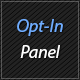 Opt-In Panel for WordPress - CodeCanyon Item for Sale