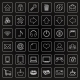 Set of Flat Icons for E-Commerce Web Site - GraphicRiver Item for Sale