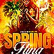 Spring Fling Flyer Template PSD - GraphicRiver Item for Sale