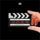 Film Clapperboard Business Card - GraphicRiver Item for Sale
