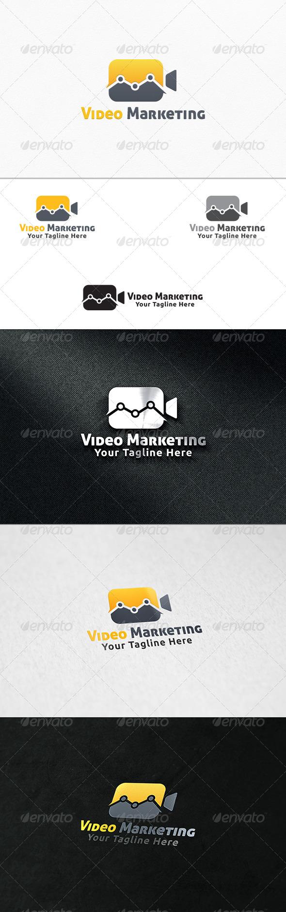 Video Marketing - Logo Template