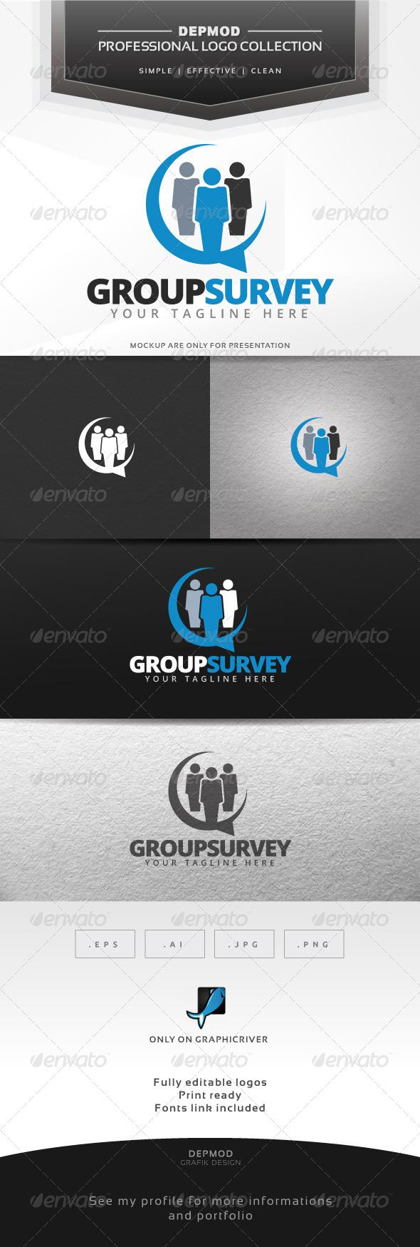 Group Survey Logo