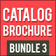 Catalog Brochure bundle 3 - GraphicRiver Item for Sale