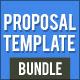 Business Proposal Bundle 1 - GraphicRiver Item for Sale
