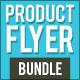 Product Promotion Flyer Bundle 3 - GraphicRiver Item for Sale