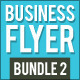 Business Flyer Bundle 2 - GraphicRiver Item for Sale