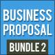 Business Proposal Bundle 2 - GraphicRiver Item for Sale