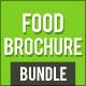 Food Brochure Bundle 1 - GraphicRiver Item for Sale