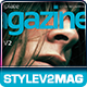 Stylish Volume 2 InDesign Magazine Template - GraphicRiver Item for Sale