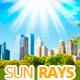 Edge Animate Sun Rays Template - CodeCanyon Item for Sale