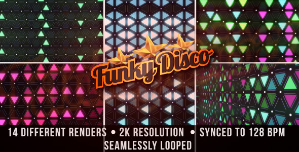 VJ Beats - Funky Disco