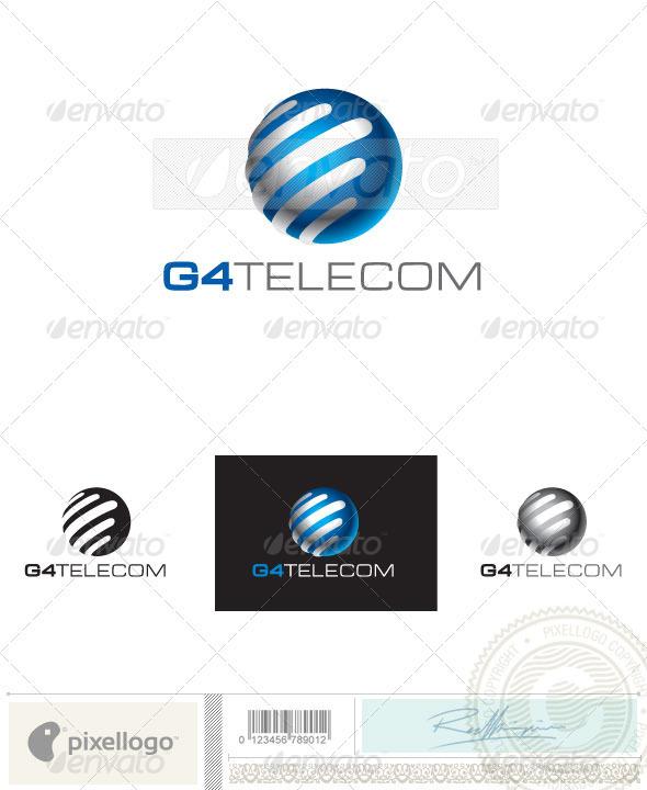 Communication Logo - 2416