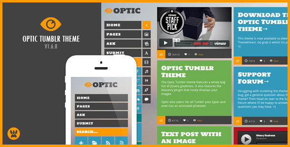 JQuery Blogger Templates from ThemeForest